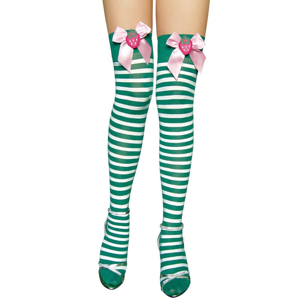 Sexy Fashion Bowknot Stockings Jacquard Stockings Appeal Silk Stockings