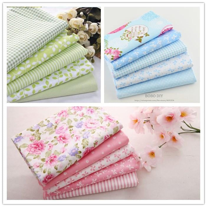 Booksew Cotton Fabric 3 Sets/lot 40cmx50cm Fat Quarters Bundle Quilting Patchwork Sewing For Tilda Doll tissue tecido textile - MAXMARTZ