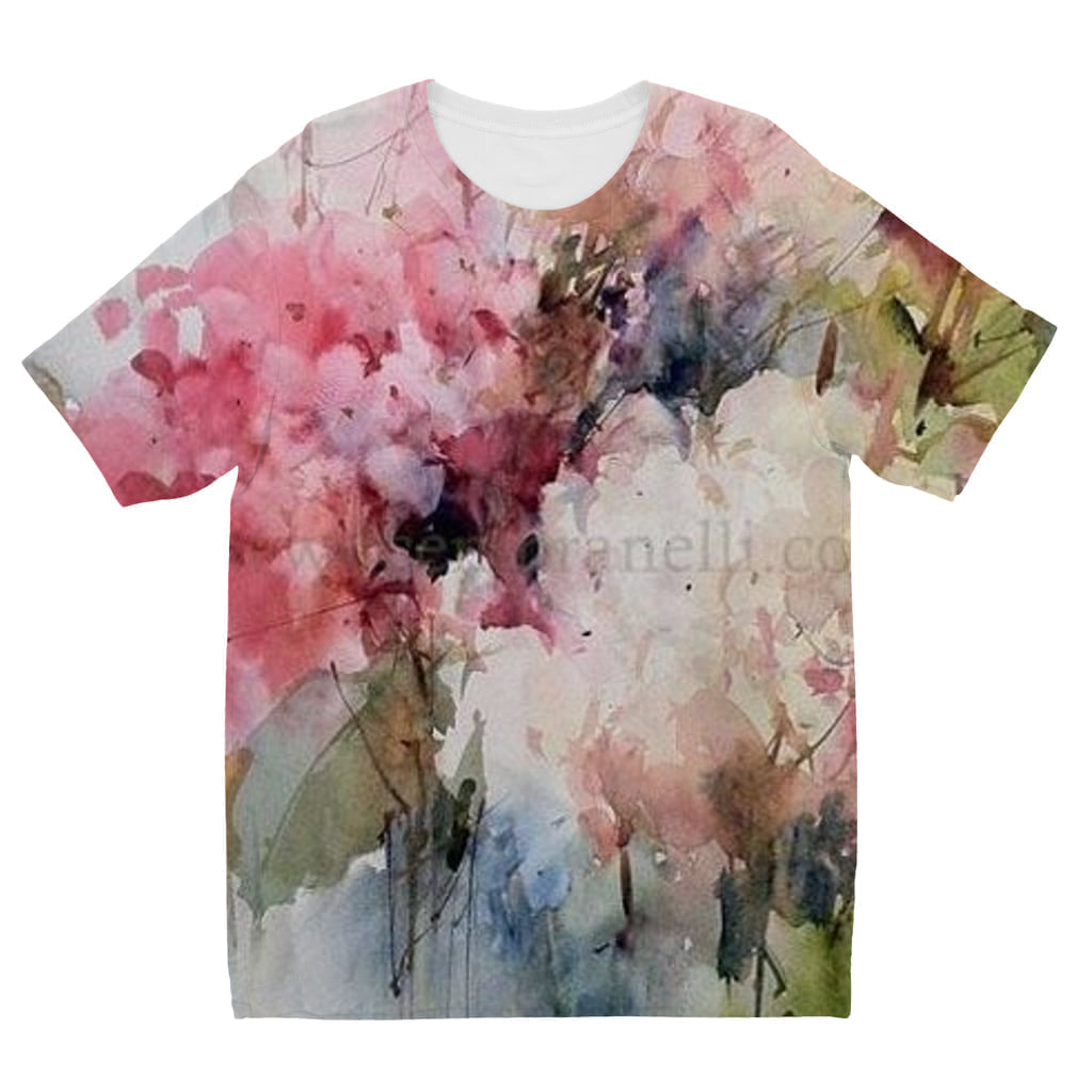 Kids Sublimation TShirt - MAXMARTZ
