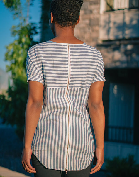 Belle Striped Tunic