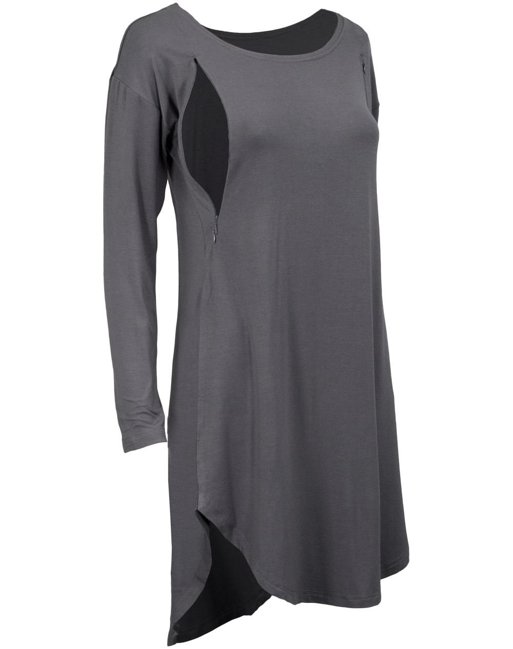 Long Tunic - Gray