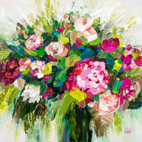 Melissa McKinnon - Bursting Blooms