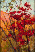 Tom Thomson - Soft Maple in Autumn Jigsaw Puzzle