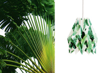 Suspension origami tropical