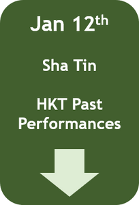 January 12: Hong Kong Past Performances (Sha Tin)