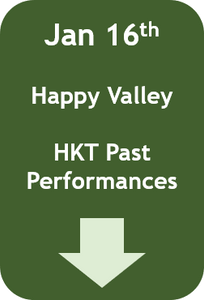 January 16: Hong Kong Past Performances (Happy Valley)