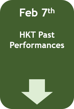 February 7: Hong Kong Past Performances (Sha Tin)