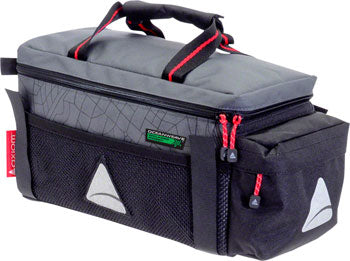 Axiom Seymour Oceanweave P9 Trunk Bag at Crazy Lenny's E-Bikes