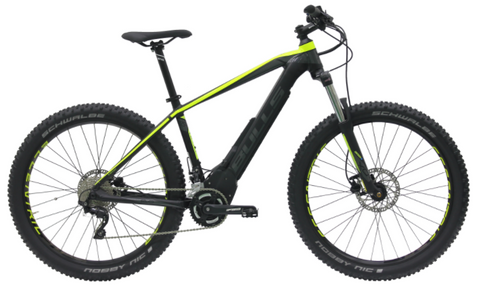 E-STREAM EVO 2 27.5 Plus is a whole new exciting spin on the classic mountain bike, giving you that extra push, whether you're pedaling on or off road your options are endless.