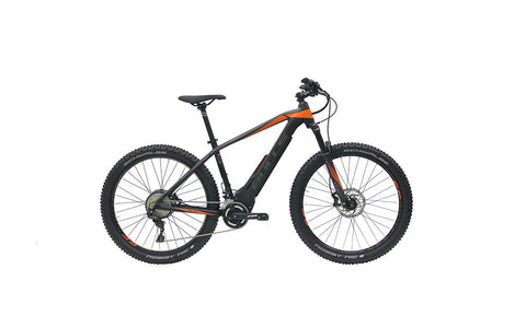 E-STREAM EVO 3 27.5 Plus.  Whether you're pedaling on or off road your options are endless.