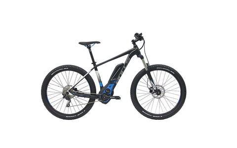 BULLS SIX50 E 1.5 is a trail-ready e-bike features comfortable plus-sized tires and a spring suspension fork for utmost comfort. Get the guaranteed lowest price in the nation at Crazy Lenny's E-Bikes.