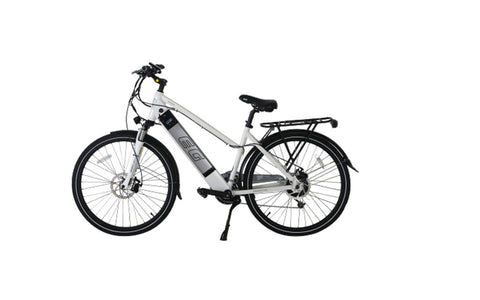 EG's Milan 500 EX electric bike is great for commuters and cyclists looking for assist on those hills when needed.