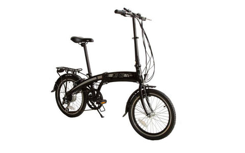 EG's Vienna 250 is great for casual rides and fun in the city! Test ride one today at Crazy Lenny's E-Bikes.