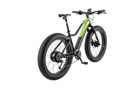 Easy Motion EVO AWD BIG BUD PRO + at Crazy Lenny's E-Bikes
