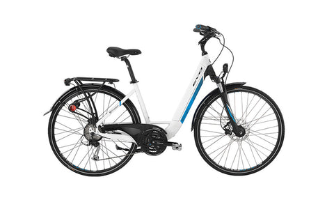 Easy Motion EVO CITY WAVE + at Crazy Lenny's E-Bikes. Call for the guaranteed lowest price.