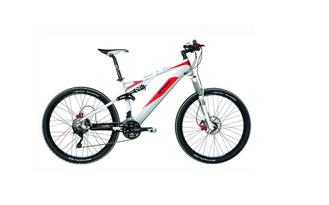 Easy Motion EVO JUMPER 27.5 PRO – 500 at Crazy Lenny's E-Bikes