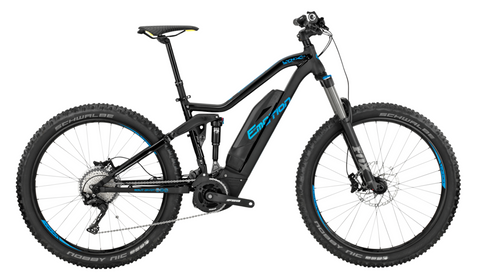 Easy Motion REBEL LYNX 5.5 27.5″ + PWX - Crazy Lenny's E-Bikes