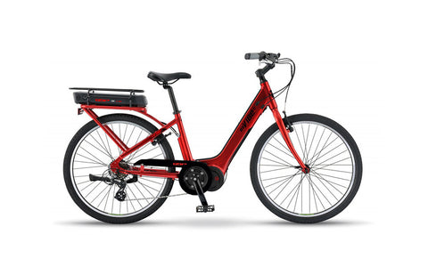 IZIP E3 VIBE PLUS LOW STEP FRAME - Crazy Lenny's E-Bikes