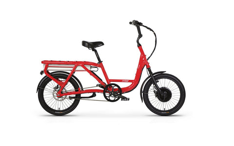 Juiced U500 (V3) - Utility Electric Bicycle - Crazy Lenny's E-Bikes
