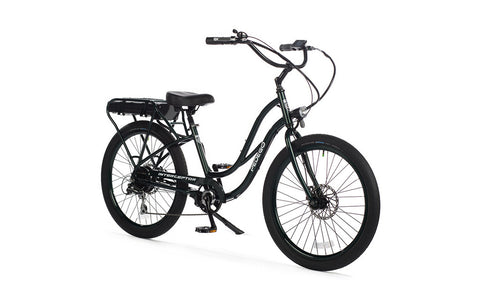 "Pedego 24"" Step-Thru Interceptor - Crazy Lenny's E-Bikes"