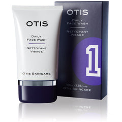 Otis Skincare exfoliating Daily Face Wash for men