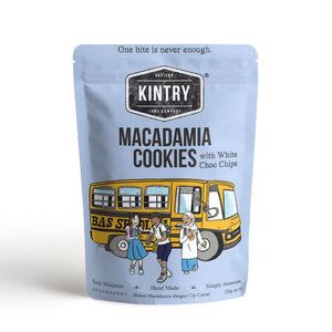 Load image into Gallery viewer, Macadamia Cookies with White Choc Chips - Kintry