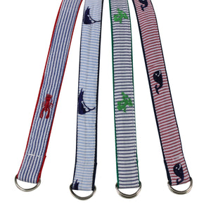 Kids D-Ring Belts