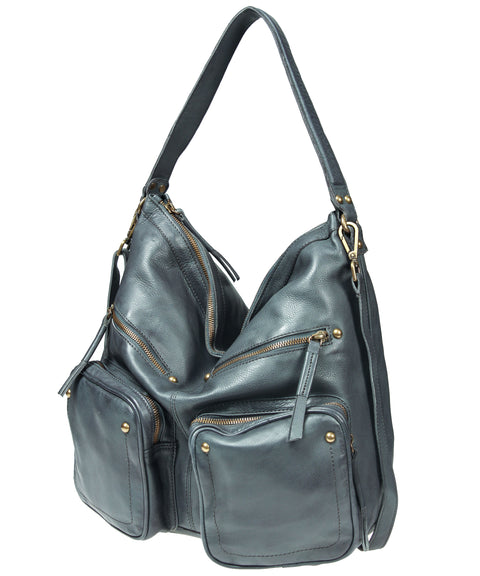 Tano Convertible Cargo Pocket City Hobo