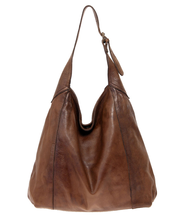 Tano Simple Hobo with Buckle Detail