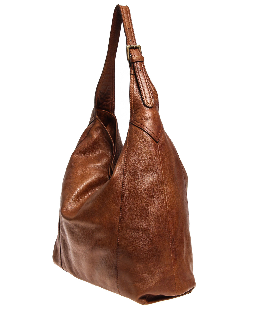 Tano Simple Hobo with Buckle Detail (2390929211476)