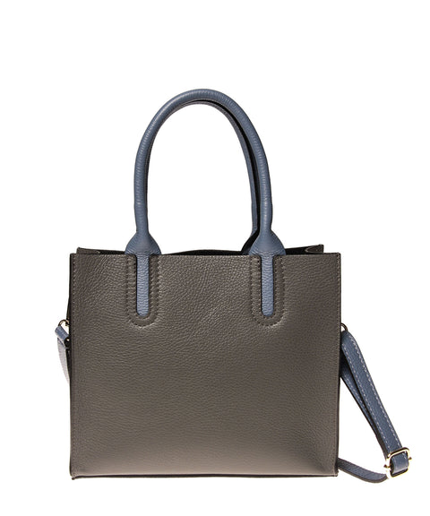 Italian Cut-Out Handle Satchel (4397079494740)