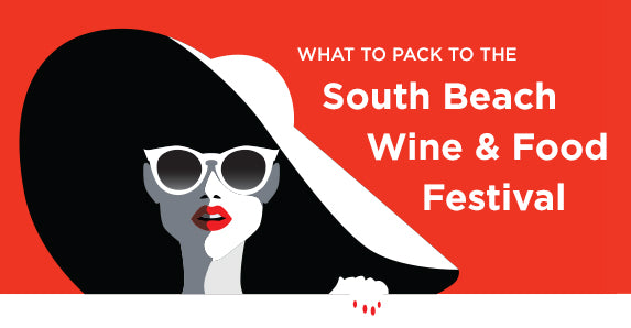 South Beach Wine & Food Packing List