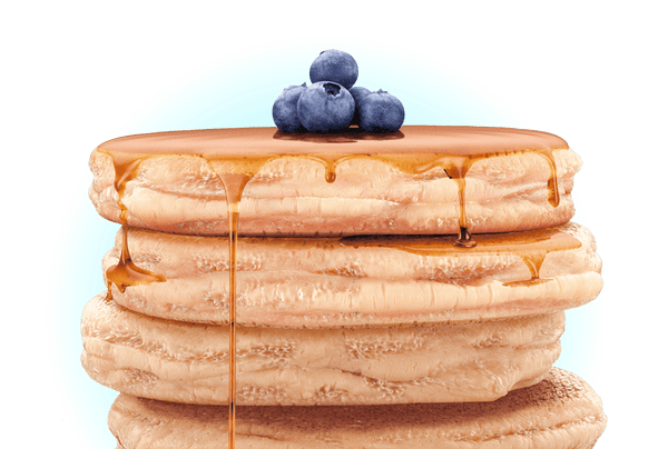 Smart Pancakes / Pack of 10 pancakes