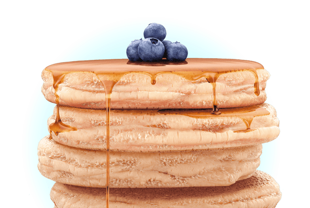 Smart Pancakes / Bag of 2 x 10 Pancakes