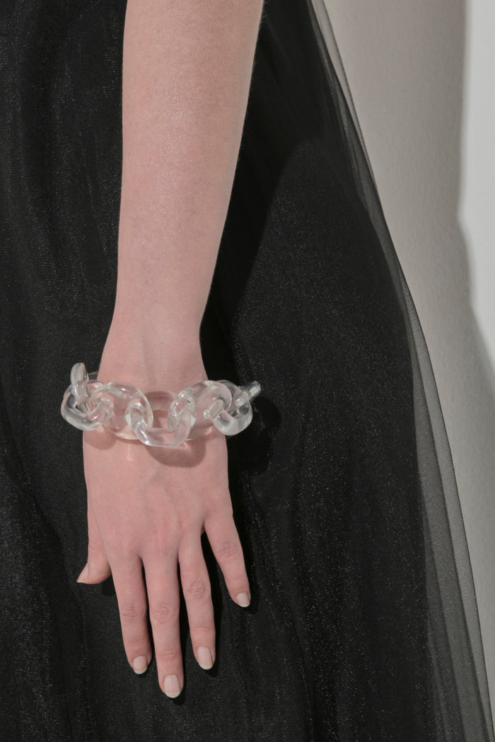 Pulseira Hyperlink Transparente
