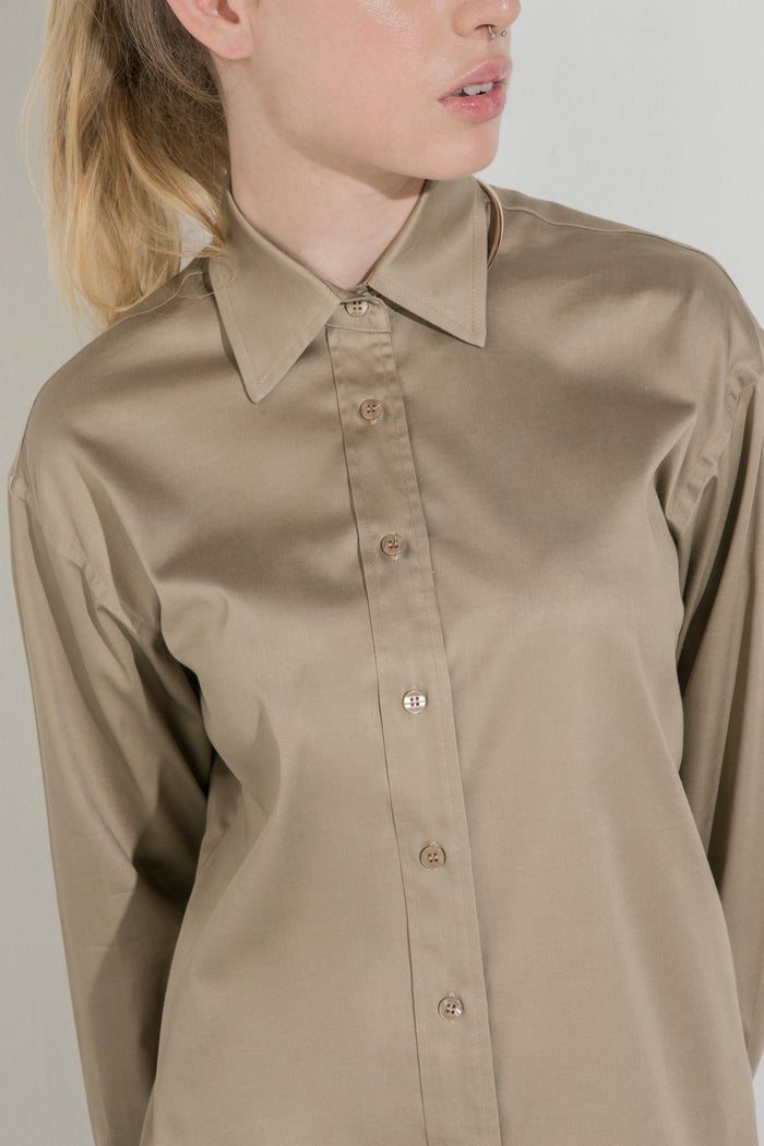 LUISA FARANI - Camisa Regular Fendi