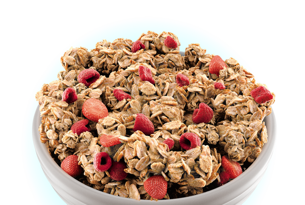 Red Berries Smart Granola