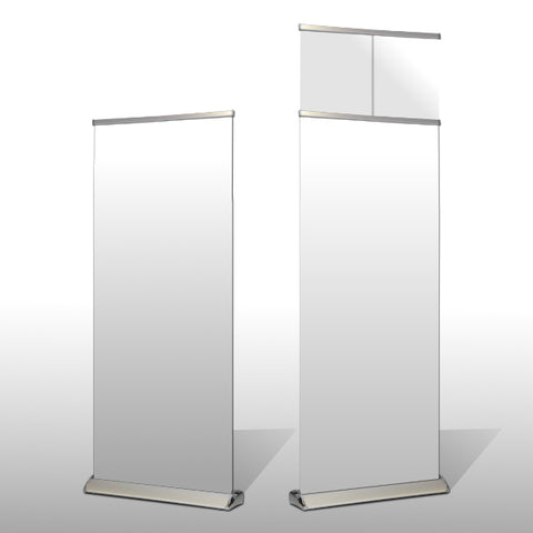 "Banner Stand 36"" (Roll up) - interchangeable"
