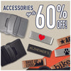 Accessories: Badges, Clasps, Bands