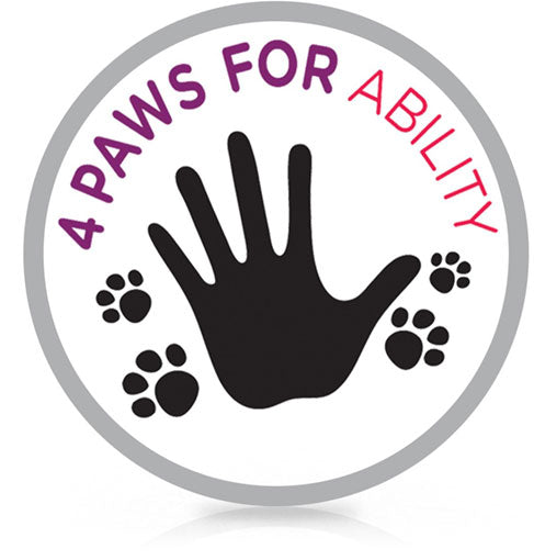 4 Paws For Ability and ROAD iD