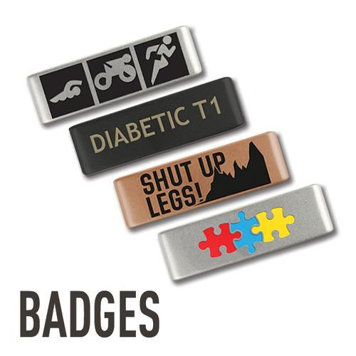 Badges for your Wrist ID