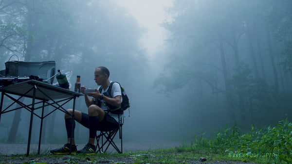 Harvey Lewis Runs the Appalachian Trail