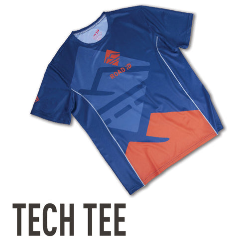 ROAD iD Tech Tee