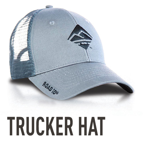 ROAD iD Trucker Hat