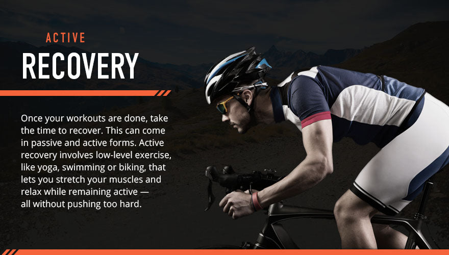 active recovery forms