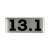 13mm Slate 13.1 Half Marathon Badge for ROAD iD
