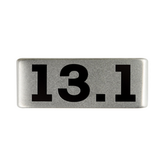 13mm Slate Medical Alert Badge for ROAD iD