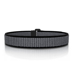 ROAD iD Bracelet 13mm Replacement Band Graphite on Cosmic Nylon Loop