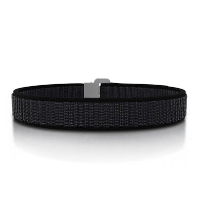ROAD iD Bracelet 13mm Replacement Band Slate on Cosmic Nylon Loop
