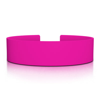 Clearance Silicone Clasp Band 19mm